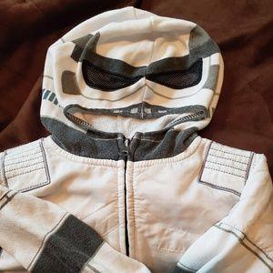 Star Wars Storm Trooper Costume Hoodie